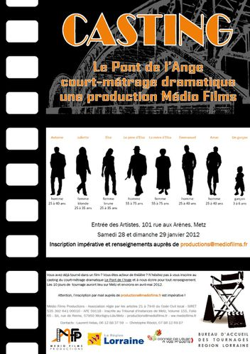 Casting(affiche)