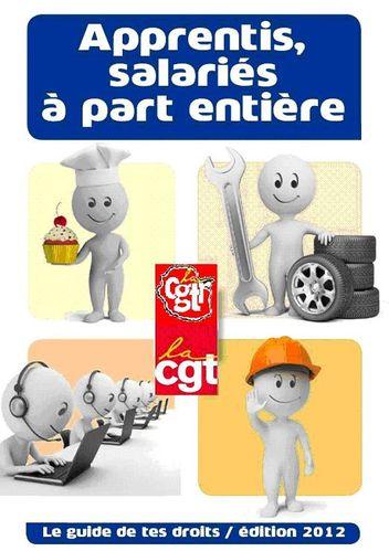 Livret apprentis CGTR