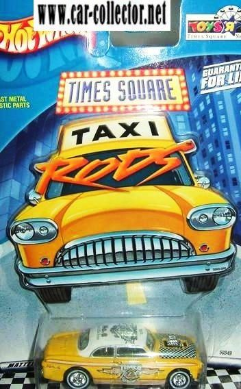 ford shoe box times square taxi rods