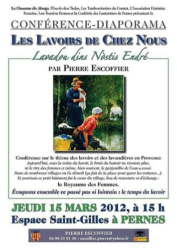 conference lavoirs