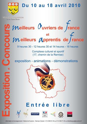 Affiche COUBRON