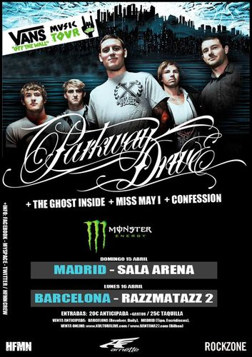 parkwaydrive2012