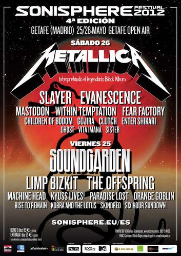 sonisphere2012