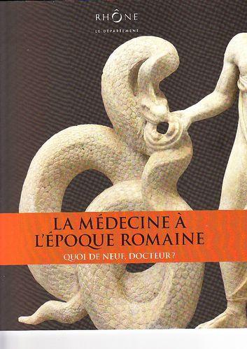 Affiche Medecine Rome
