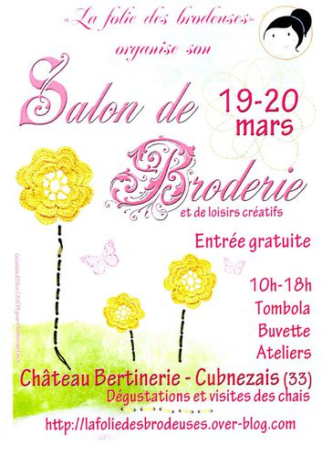 salon broderie cubnezais 2011