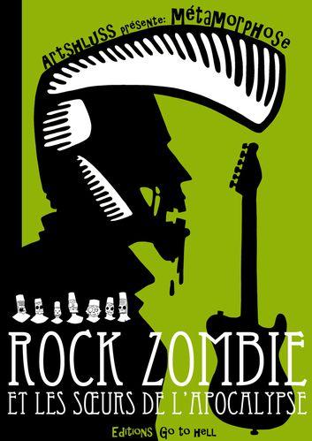 Rock Zombie 01