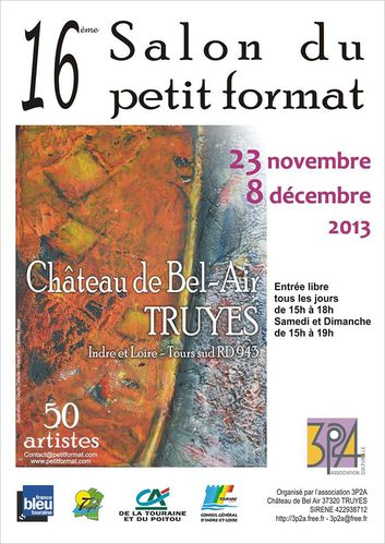 expo Chateau Bel Air Truyes 2013