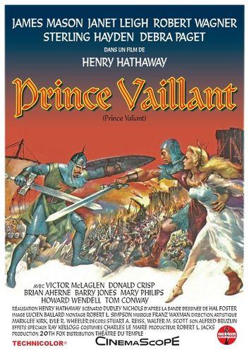 Prince Vaillant Henry Hathaway