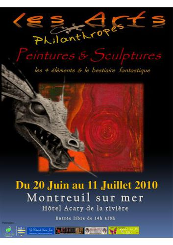 affiche arts philantropes 2010 (Medium)