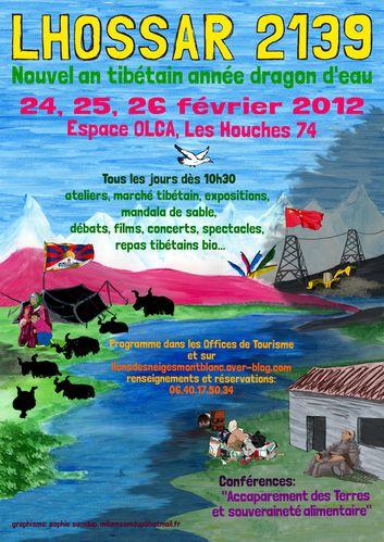 Lhossar 2139-2012 affiche