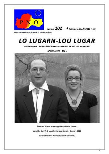 Lo Lugarn 102