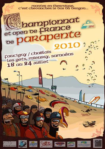 Affiche CDFP 2010 49 s