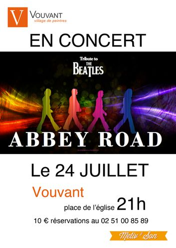 affiche abbey road