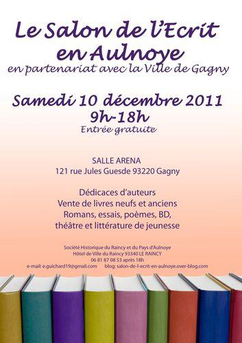 Salon de Gagny 2011