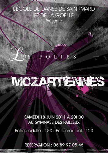 Les folies Mozartiennes