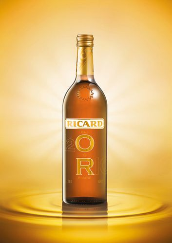 (1) Bouteiile Ricard OR