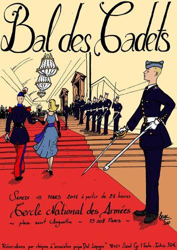 Bal des Cadets 2011