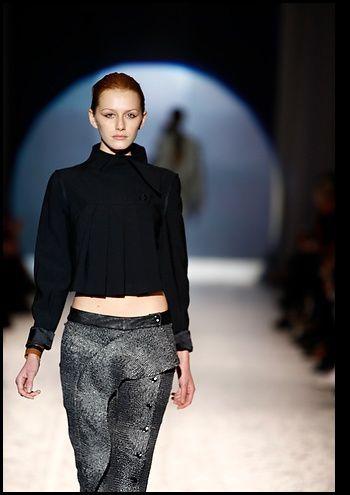Luis Buchinho 9- Lisbon Fashion week - Printemps été 2011