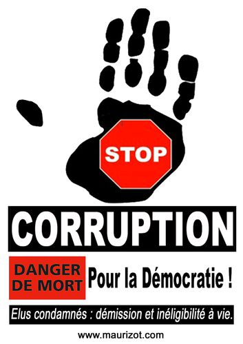 Logo anti-corruption