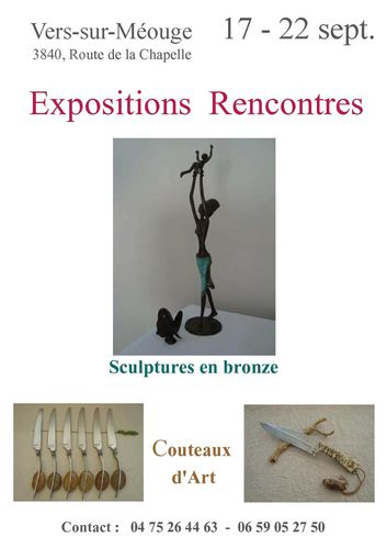 2011-09 VERS SUR MEOUGE Expo