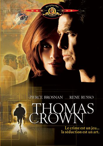 Thomas Crown DVD