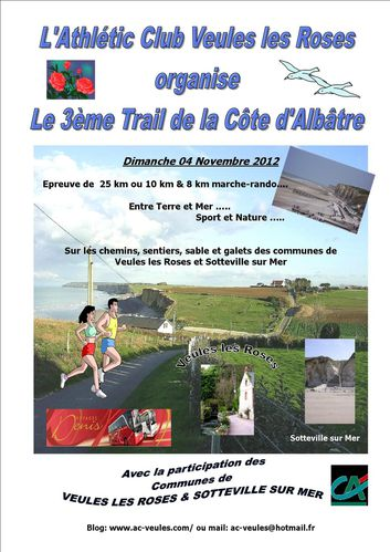 trail veules 2012