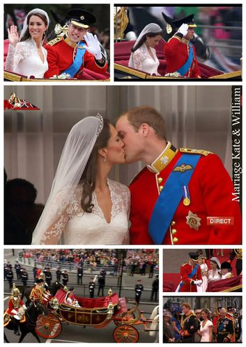 Kate&William wedding