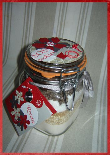 sos cookies en rouge et gris (page 1)