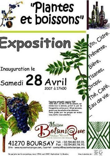 La Maison Botanique De Boursay Perche Vendomois Inaugure