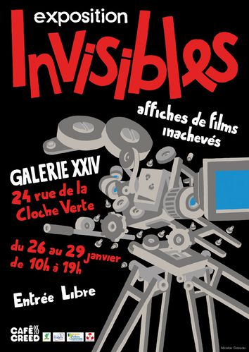affiche.INVISIBLES