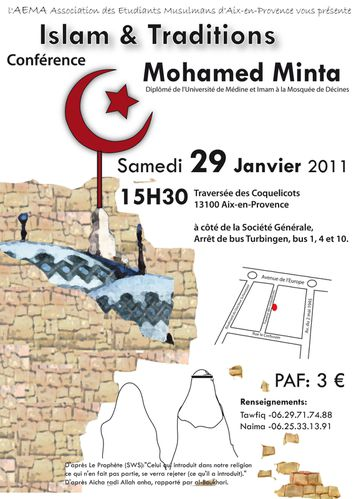 affiche islam et traditions 2