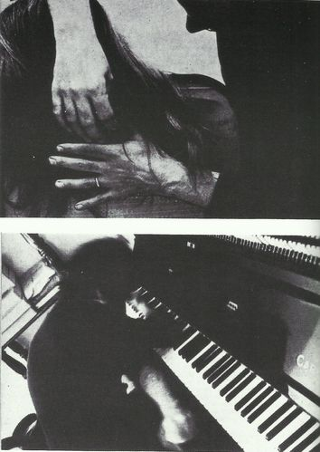Chiari G. Concert for woman 68 gestures on the piano 72