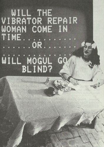 Mogul Susan Take Off 1974 videotape