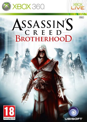 Assassin Creed Brotherhood X360 PEGI 2D