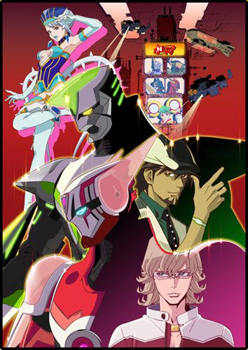 Tiger & Bunny affiche