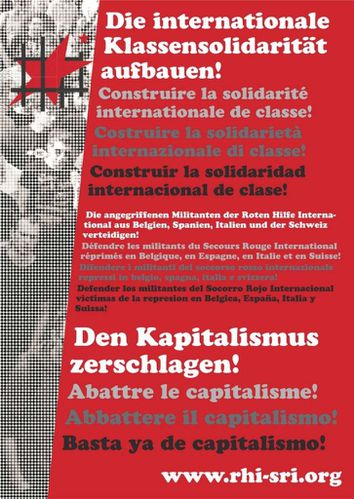 CONSTRUIRE LA SOLIDARITE INTERNATIONALE