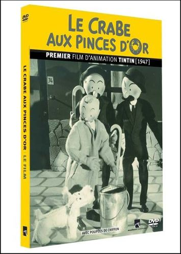 Film Crabe aux pinces d or