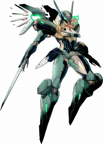 zone of the enders 1