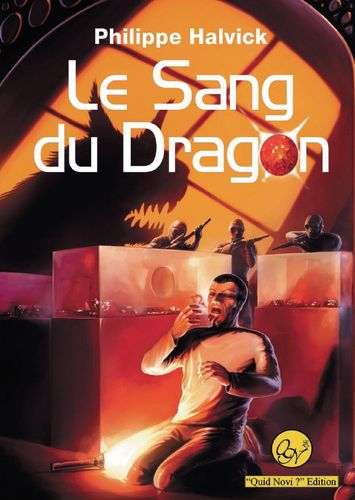 Sang du-Dragon Recto