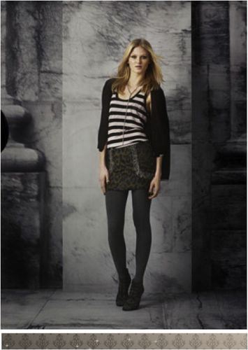 fashion ballyhoo - Baum und Pferdgarten AW 2010 lookbook in