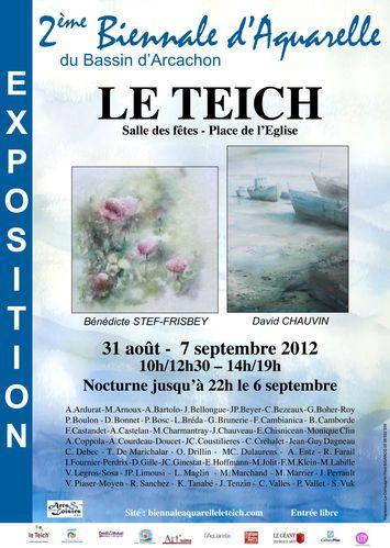 Affiche Le Teich