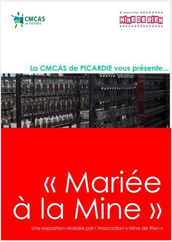 MARIEE A LA MINE1