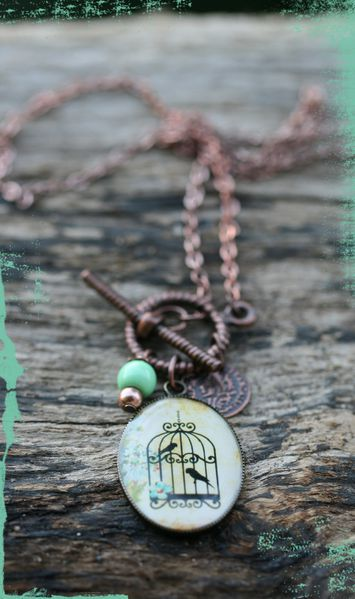 collier camay cage