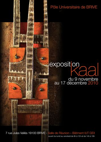 AFFICHE KAAL