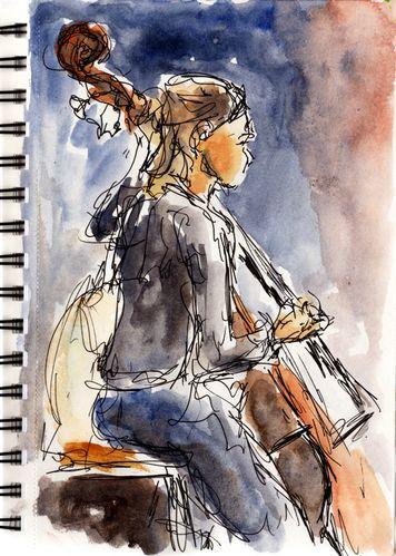 olivet jazz band 1