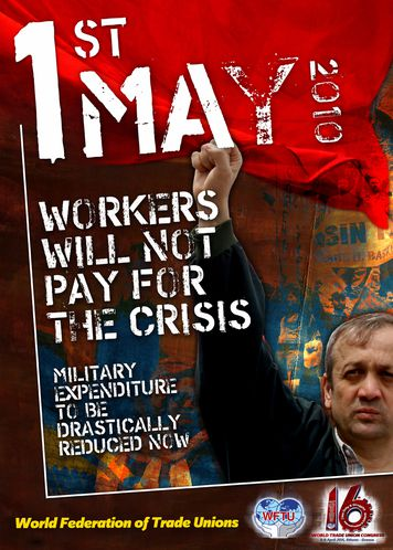 1 MAY WFTU