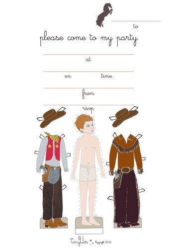 invitationcowboy