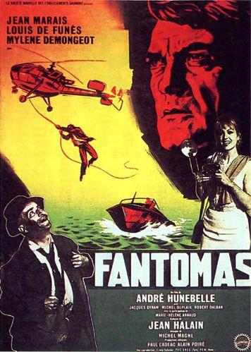 affiche fantomas 1964 15b15d