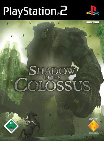 Shadow of the colossus PS2 - Sony