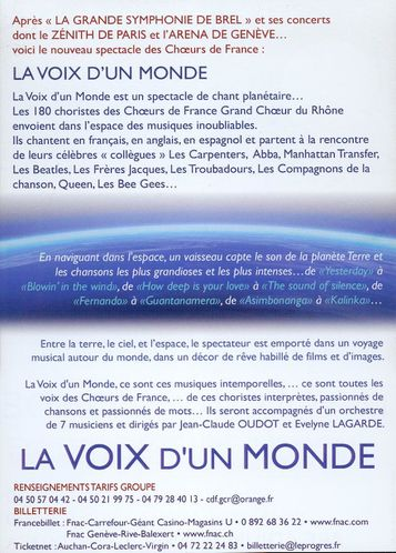 Spectacle 13-14 mars verso